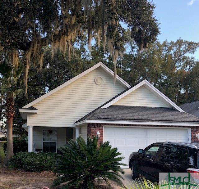 245 Oak Ridge Circle, Richmond Hill, GA 31324 (MLS #216794) :: The Arlow Real Estate Group