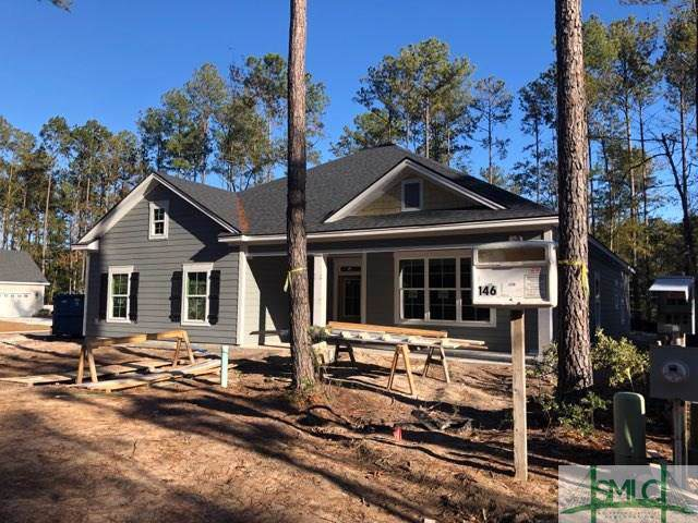 116 Telfair Drive, Richmond Hill, GA 31324 (MLS #216877) :: The Arlow Real Estate Group