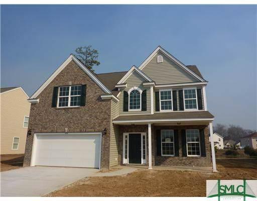 430 Stonebridge Circle, Savannah, GA 31419 (MLS #216961) :: The Randy Bocook Real Estate Team