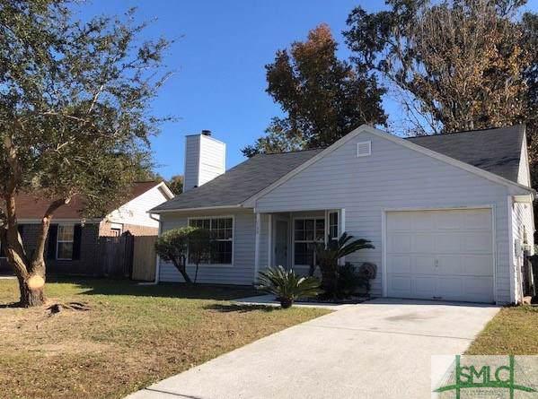 159 Laurelwood Drive, Savannah, GA 31419 (MLS #216985) :: Level Ten Real Estate Group