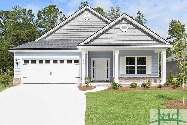 200 Hammock Drive, Richmond Hill, GA 31324 (MLS #217007) :: McIntosh Realty Team