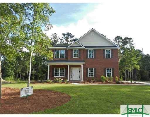 520 Dalcross Drive, Richmond Hill, GA 31324 (MLS #217166) :: The Arlow Real Estate Group