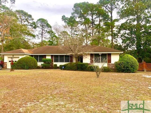 4656 Sylvan Drive, Savannah, GA 31405 (MLS #217245) :: The Arlow Real Estate Group