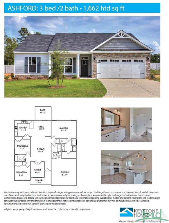 300 Crosswind Drive, Rincon, GA 31326 (MLS #217268) :: The Randy Bocook Real Estate Team