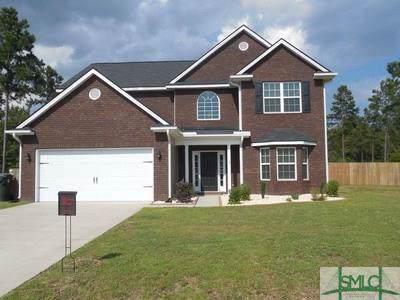 314 NE Briarcrest Drive NE, Ludowici, GA 31316 (MLS #217682) :: Bocook Realty