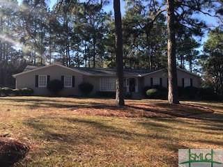 312 Pinewood Drive, Statesboro, GA 30458 (MLS #217839) :: The Arlow Real Estate Group