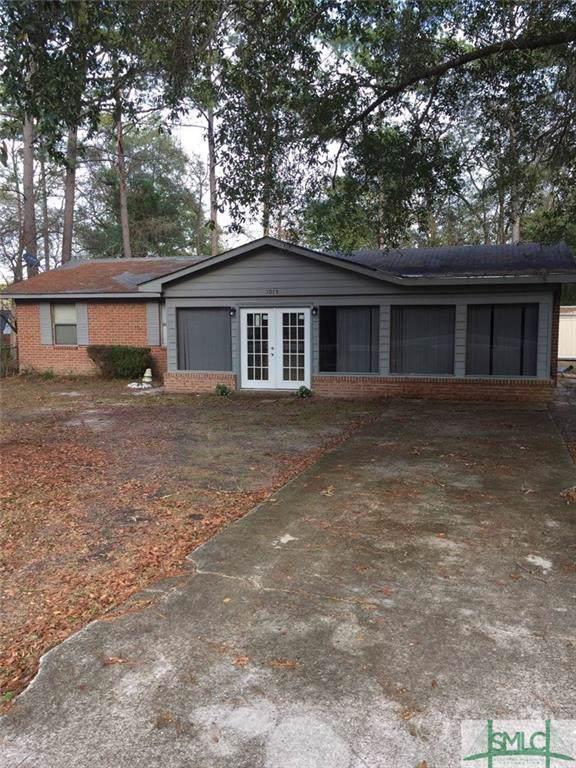 1015 Ash Street, Springfield, GA 31329 (MLS #218048) :: The Arlow Real Estate Group