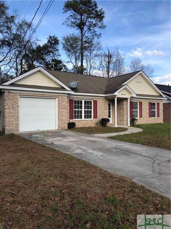 2012 Mcleod Street, Savannah, GA 31405 (MLS #218074) :: The Arlow Real Estate Group