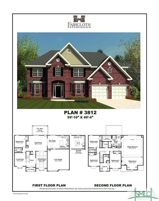 105 Stage Coach Circle, Guyton, GA 31312 (MLS #218077) :: The Randy Bocook Real Estate Team