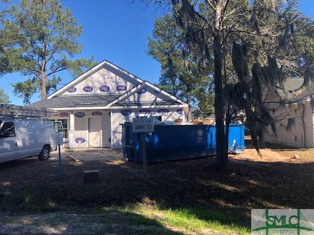 170 Burton Road, Savannah, GA 31405 (MLS #218083) :: The Arlow Real Estate Group