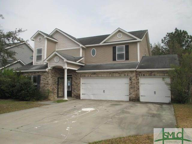 36 Melody Drive, Pooler, GA 31322 (MLS #218086) :: The Sheila Doney Team