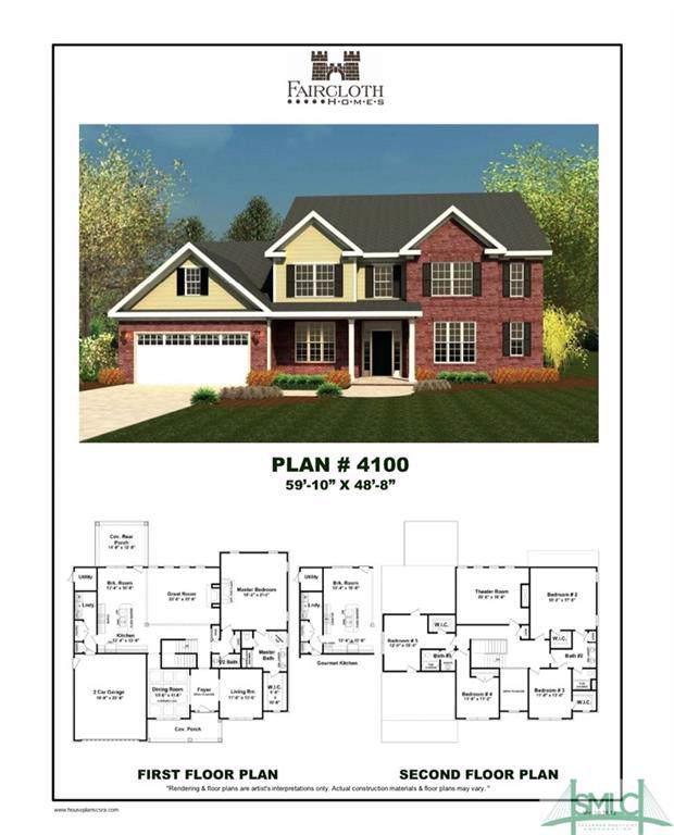 104 Carriage House Drive, Guyton, GA 31312 (MLS #218232) :: The Randy Bocook Real Estate Team