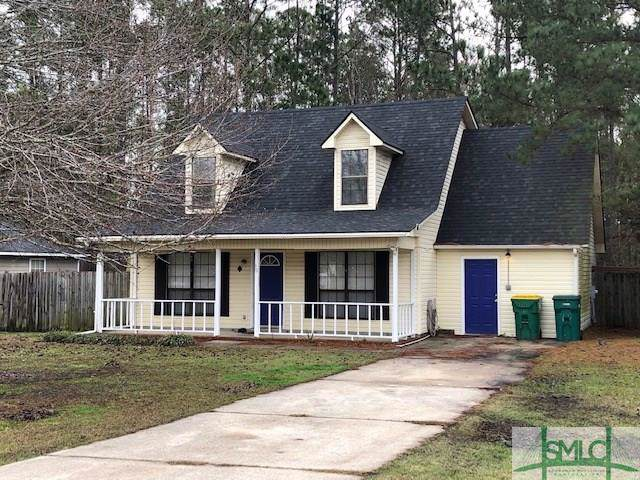 30 Hickory Road, Rincon, GA 31326 (MLS #218260) :: RE/MAX All American Realty