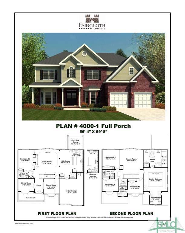 103 Carriage House Drive, Guyton, GA 31312 (MLS #218323) :: Teresa Cowart Team