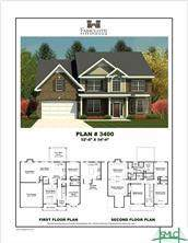 105 Carriage House Dr. Circle, Guyton, GA 31312 (MLS #218408) :: Coastal Homes of Georgia, LLC