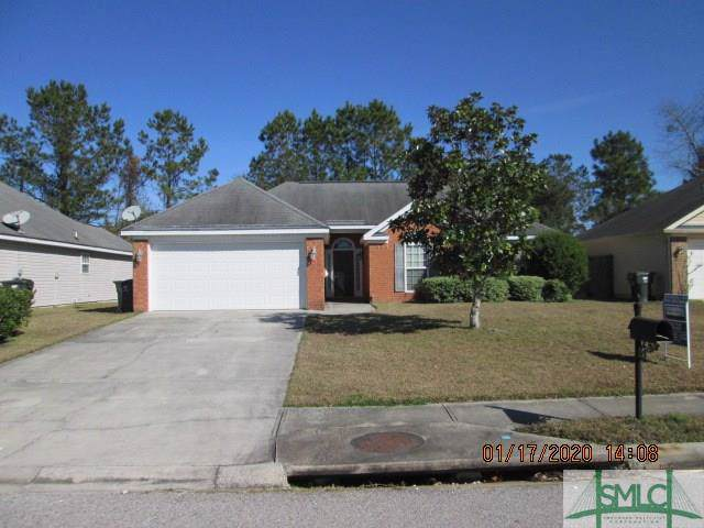 112 Terraza Lane, Savannah, GA 31405 (MLS #218521) :: The Arlow Real Estate Group