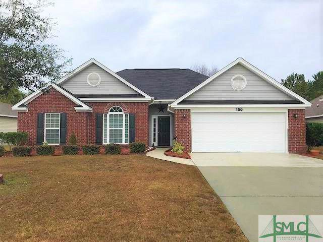 150 Nandina Way, Savannah, GA 31322 (MLS #218799) :: The Arlow Real Estate Group