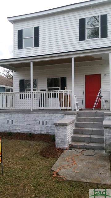 1711 Stratford Street, Savannah, GA 31415 (MLS #218862) :: The Arlow Real Estate Group