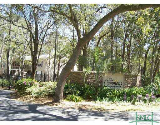401 N Cromwell Road S4, Savannah, GA 31410 (MLS #218957) :: The Arlow Real Estate Group