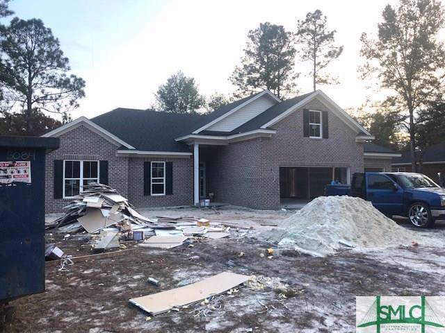 101 Mingledorff Court, Springfield, GA 31329 (MLS #218990) :: The Randy Bocook Real Estate Team