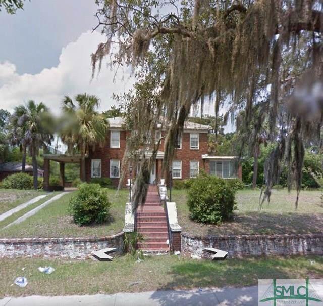 2180 E Victory Drive, Savannah, GA 31404 (MLS #219002) :: The Randy Bocook Real Estate Team