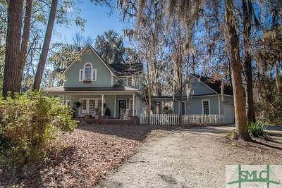 80 Sir Edward Teach Road, Midway, GA 31320 (MLS #219025) :: Keller Williams Coastal Area Partners