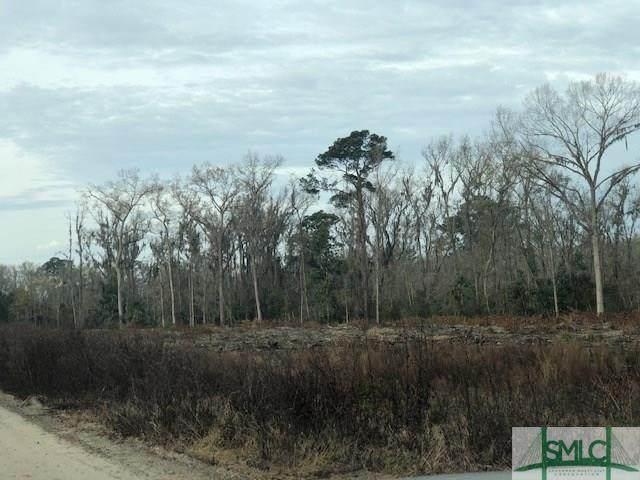 00 Grove Point Road, Savannah, GA 31419 (MLS #219107) :: Bocook Realty