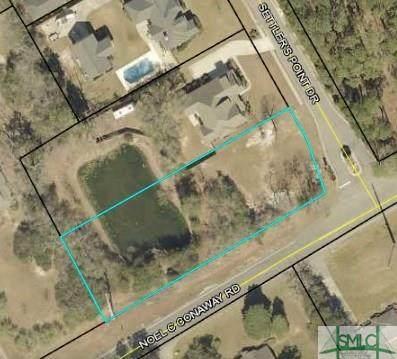 101 Settlers Point Drive, Guyton, GA 31312 (MLS #219726) :: Teresa Cowart Team