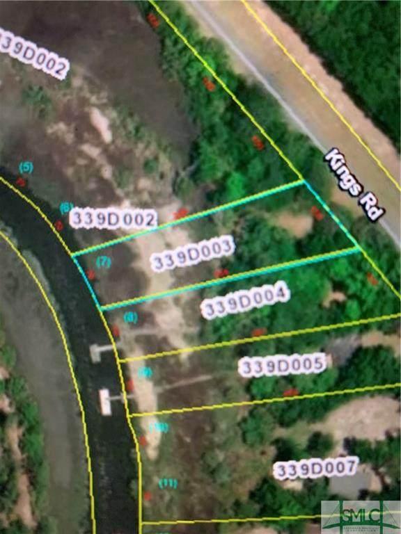 Lot 7 Kings Road, Midway, GA 31320 (MLS #219916) :: Bocook Realty
