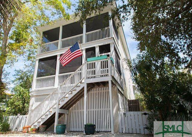 1714 Chatham Avenue, Tybee Island, GA 31328 (MLS #219970) :: RE/MAX All American Realty