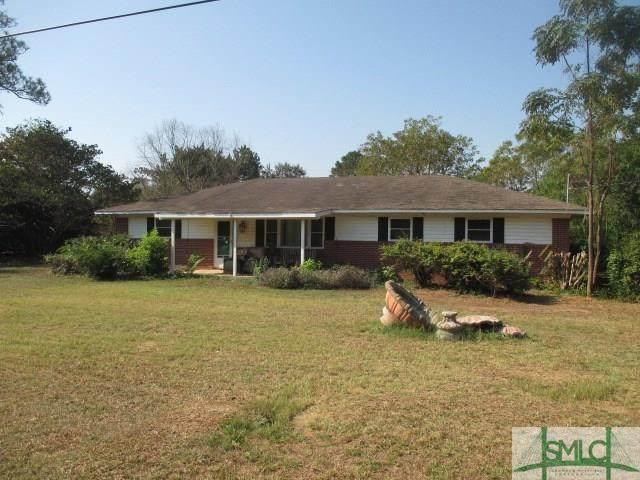 112 Lincoln Street, Statesboro, GA 30461 (MLS #220098) :: Bocook Realty