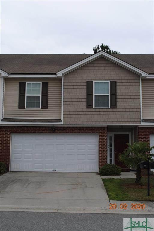 48 Bimini Drive, Savannah, GA 31419 (MLS #220148) :: Bocook Realty