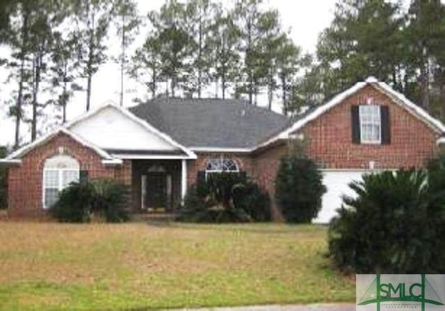 138 Carolina Cherry Court, Pooler, GA 31322 (MLS #220171) :: Keller Williams Realty-CAP