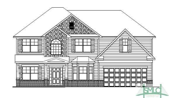 26 Sawmill Road, Hinesville, GA 31313 (MLS #220192) :: Keller Williams Realty-CAP