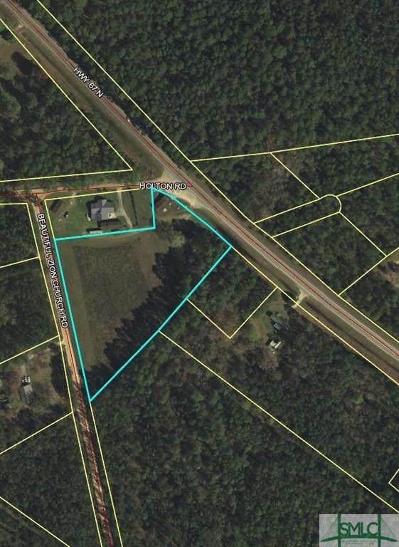 3991 Ga 67 Highway, Pembroke, GA 31321 (MLS #220236) :: Partin Real Estate Team at Luxe Real Estate Services