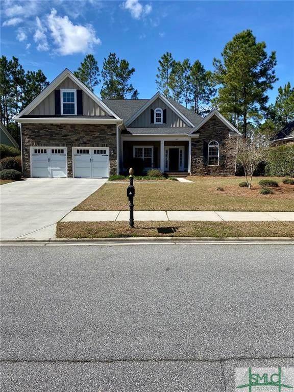 107 Sutton Lane, Pooler, GA 31322 (MLS #220264) :: Heather Murphy Real Estate Group