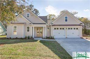 211 Dean Drive, Guyton, GA 31312 (MLS #220275) :: The Arlow Real Estate Group