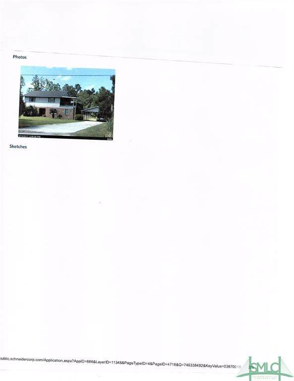 375 Cypress Pt Rd Street, Springfield, GA 31329 (MLS #220334) :: Bocook Realty