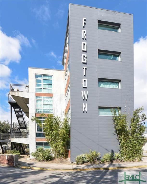 528 Selma Street A, Savannah, GA 31401 (MLS #220379) :: McIntosh Realty Team