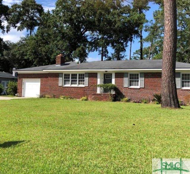 6 Fallowfield Drive, Savannah, GA 31406 (MLS #220647) :: Partin Real Estate Team at Luxe Real Estate Services