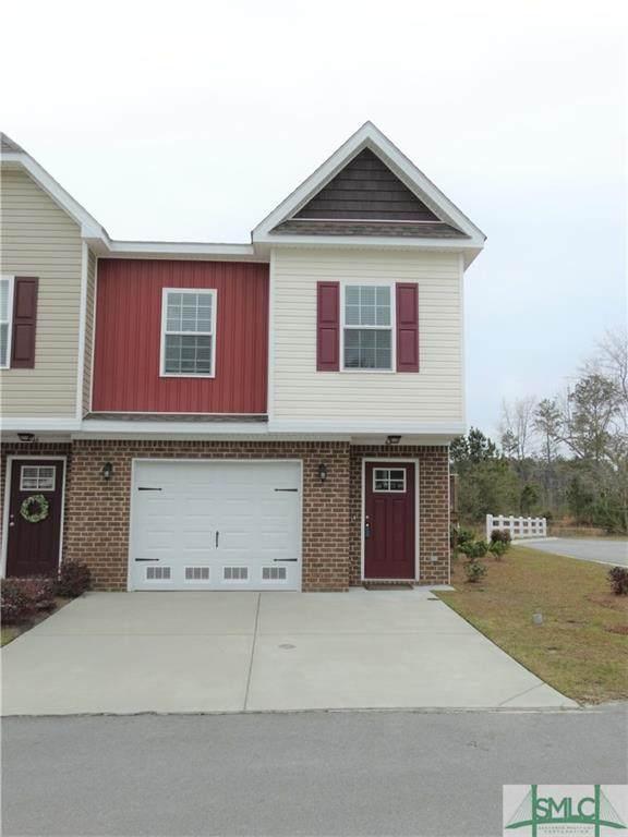 42 Horizon Lane, Richmond Hill, GA 31324 (MLS #221030) :: Robin Lance Realty