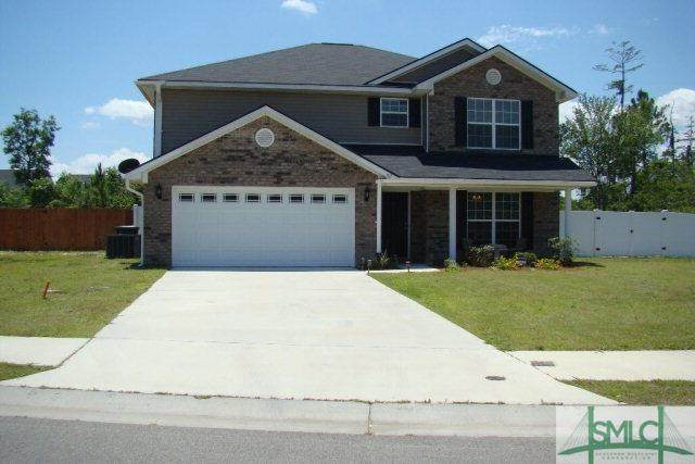 517 Wyckfield Way, Hinesville, GA 31313 (MLS #221209) :: The Arlow Real Estate Group