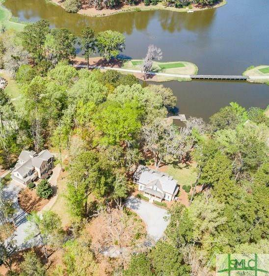 689 Dublin Drive, Richmond Hill, GA 31324 (MLS #221530) :: The Arlow Real Estate Group
