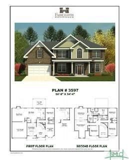 35 Beauregard Boulevard, Guyton, GA 31312 (MLS #221789) :: McIntosh Realty Team
