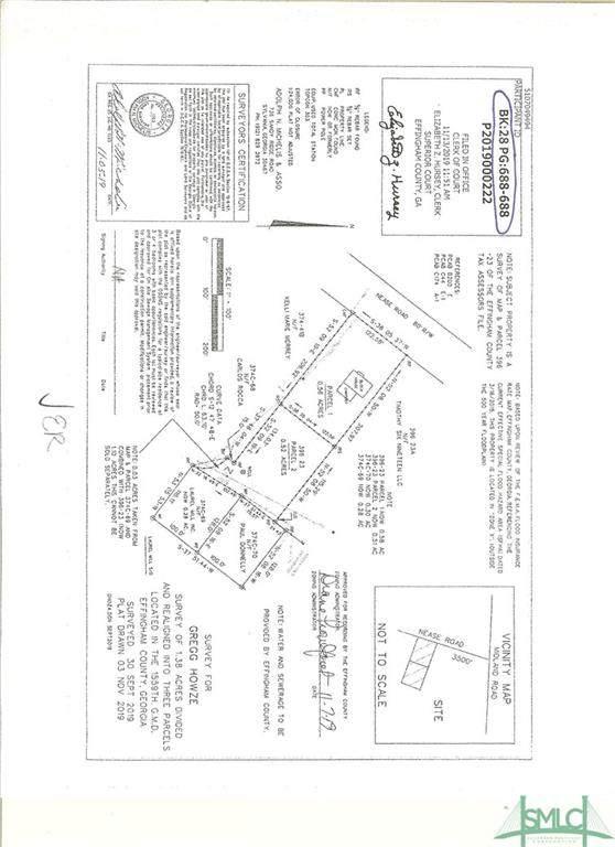 2 Laurel (Back Lot) Lane, Guyton, GA 31312 (MLS #221815) :: Bocook Realty