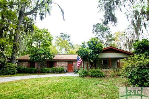 12422 Largo Drive, Savannah, GA 31419 (MLS #221915) :: Bocook Realty