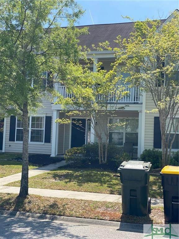 43 Fairgreen Street, Savannah, GA 31407 (MLS #222121) :: Level Ten Real Estate Group