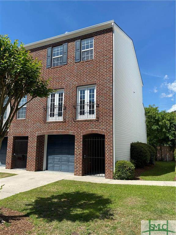 105 Station Trail, Savannah, GA 31406 (MLS #222312) :: Bocook Realty