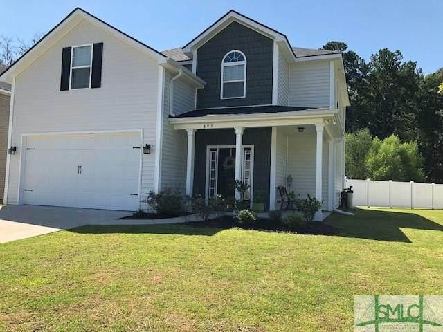 802 Alyson Court, Hinesville, GA 31313 (MLS #222372) :: The Sheila Doney Team