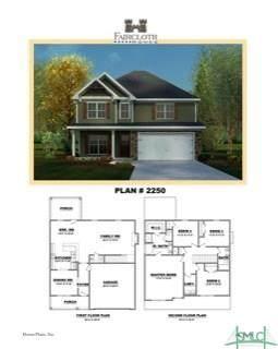 98 Oakmont Drive, Guyton, GA 31312 (MLS #222377) :: McIntosh Realty Team